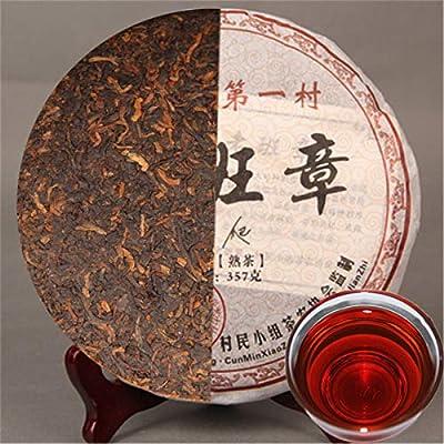 357g (0,787LB) Vieux thé BanZhang thé mûr Pu'er thé cuit Pu-erh thé Pu erh thé chinois thé sain thé Puerh thé rouge