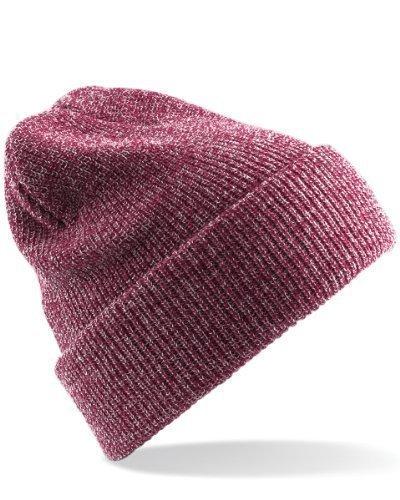 heritage-style-beanie-hat-one-sizeheather-kastanienbraun