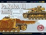 Pz.Kpfw. III Family (Mini Top Colors)