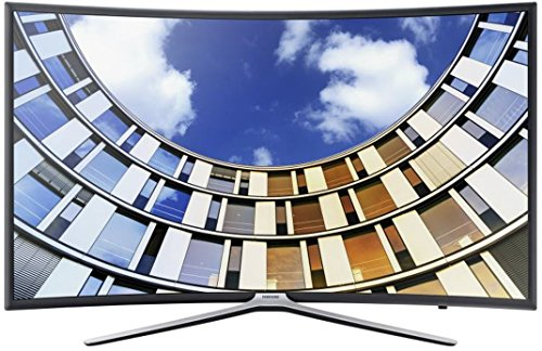 Samsung M6379 138 cm (55 Zoll) LED Curved Fernseher (Full HD, Smart TV)