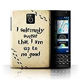 Stuff4 Hülle / Case für Blackberry Passport / Marauders