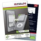 atFoliX FX-Mirror Film de protection d'écran pour Fujifilm FinePix F200EXR