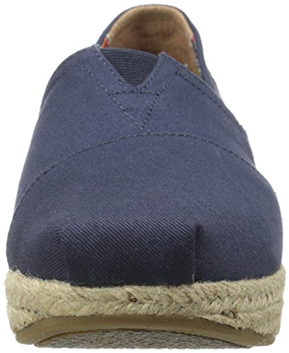 Skechers Highlights-Amaze, Chaussures Femme Navy Canvas