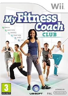 Fitness Coach Club - With Camera (Wii) (B004JLNKMQ)   Amazon price tracker / tracking, Amazon price history charts, Amazon price watches, Amazon price drop alerts