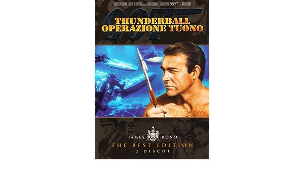 The Agente 007 Thunderball Operazione Tuono Movies