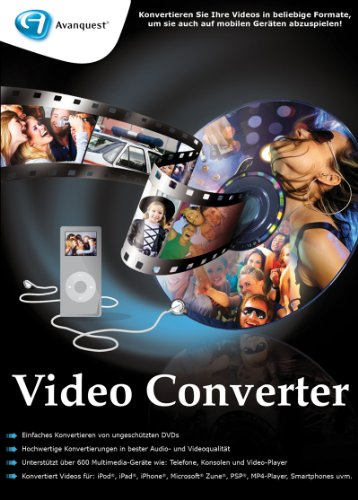 Avanquest Video Converter [Download] -