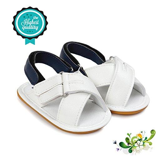 c0add684 Precioso Zapatos de Beb Morbuy Unisexo Zapatos Bebe Primeros Pasos Verano  Reci n nacido 0 18