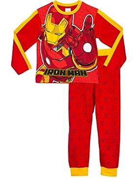 Avengers Jungen Iron Man Schlafanzug