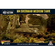 M4 Sherman Tank Military Miniature by Warlord Games