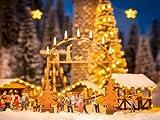 Noch 14391 Weihnachtsmarkt-Eingangsbogen