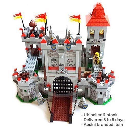 AUSINI-branded-knights-castle-sets-kings-fortress-kingdoms-new-1118pcs-27110