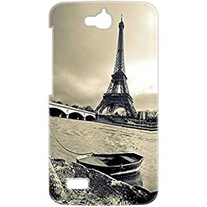 a AND b Designer Printed Mobile Back Cover / Back Case For Huawei Honor Holly (HON_HOL_3D_1397)
