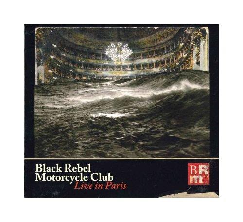 Black Rebel Motorcycle Club: Live In Paris [DVD]+[2CD] - Le Paris Club