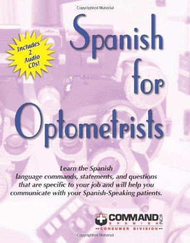 Spanish for Optometrists por Dr Sam Slick