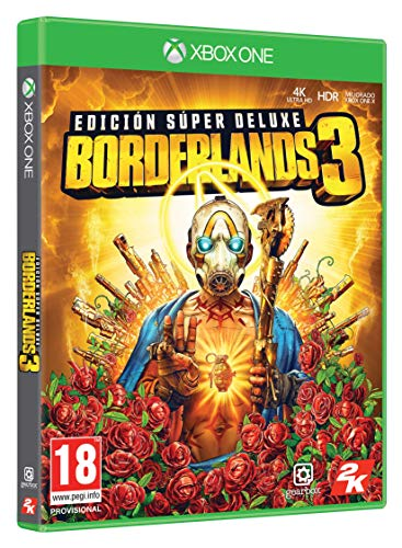 Borderlands 3 Edición Súper Deluxe