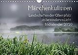"""Märchenkulissen - Landschaften der Oberpfalz (Wandkalender 2020 DIN A4 quer): Landschaften der Oberpfalz """"wias niad jeda kennt"""" im besonderen Licht. (Monatskalender, 14 Seiten ) (CALVENDO Natur) - Hans Zitzler"""