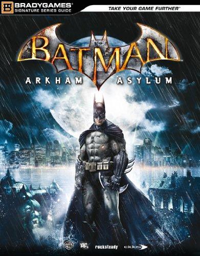Batman: Arkham Asylum - Das offizielle Lsungsbuch [Edizione : Germania]