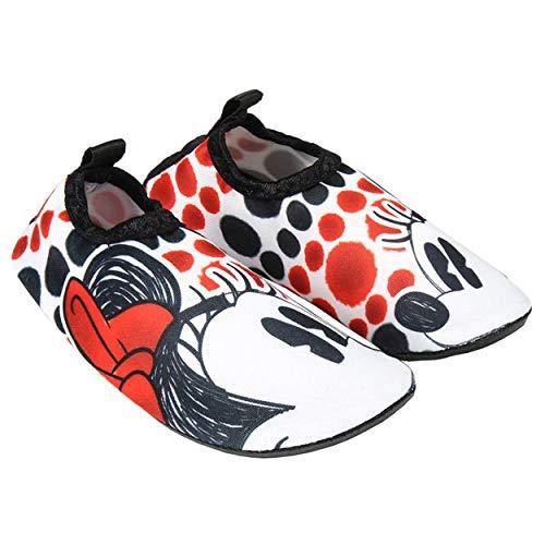 Schuhe Meer Schwimmbad Strand Mädchen Minni Maus Disney | Multicolor | Größen von 23 bis 30 (23/24 EU) (Stein Birkenstocks)