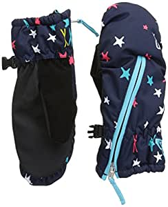 Roxy Snow S Up Gants Fille Roxy Star/Peacoat FR : S (Taille Fabricant : S)