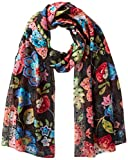Desigual Foulard Rectangle Caribou Tuch 195 cm