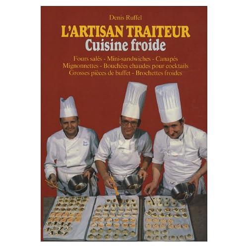 L'artisan traiteur, tome 1. Four salé, canapé