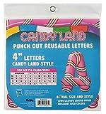 Eureka Candy Land pimienta rayas Deco Cartas (845155)