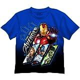 Mad Motor Inc. The Avengers Blue T-Shirt 5 - 6