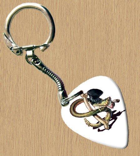 Slash Snakepit - Porte-Clés Médiator - Premium