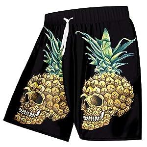 GUXCXMYBB OGKB Pantalones Cortos de