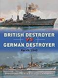 British Destroyer vs German Destroyer (Duel, Band 88)