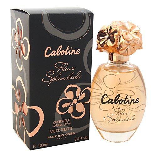 Parfums Gres Cabotine Fleur Splendide Eau de Toilette pour Femme