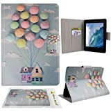 Custodia Kindle Paperwhite 6 pollici (169 x 117 x 9.1 mm), Moon mood Protettiva Libro Cover in Pelle PU e PC Rigida Plastica Bumper Shockproof Case Shell Copertina Protezione Caso con Carta Slot Flip Cover Custodia per Kindle Paperwhite 1/2/3