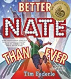 [( Better Nate Than Ever By Federle, Tim ( Author ) Compact Disc Feb - 2014)] Compact Disc