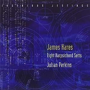 Nares: Eight Harpsichord Setts (1747) /Perkins