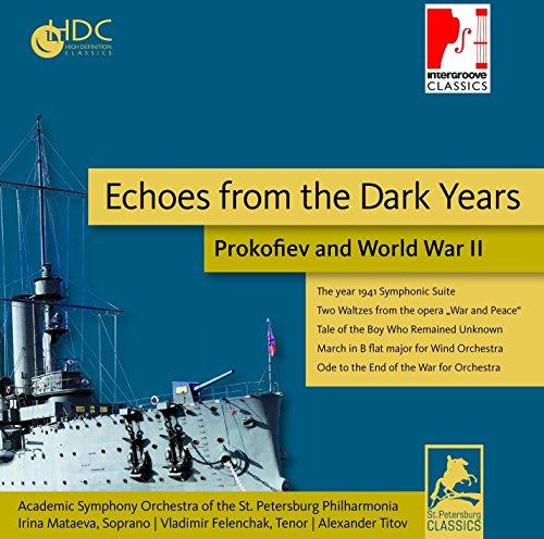Preisvergleich Produktbild Echoes from the Dark Years