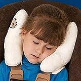 hibote bambino protettivo sede del rilievo / ammortizzatore / corpo testa pad protettivo duplex (bianco)