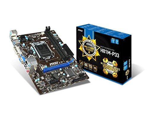msi-h81m-p33-carte-mere-intel-micro-atx-socket-1150