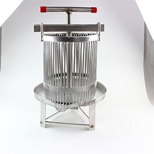 SENDERPICK Manuelle Biene Honig Press Presser Wachs Maschine Bienenzucht Waben Honigschleuder manuelle Honigschleuder