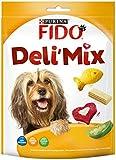 Fido Deli'Mix Friandises pour chien 150 g - Lot de 5