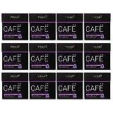 VIAGGIO ESPRESSO - 120 Cápsulas de Café Compatibles con Máquinas Nespresso - INTENSO
