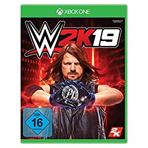 WWE 2K19 USK – Standard Edition [Xbox One ]