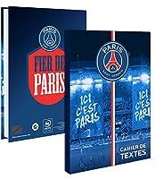 Cahier de texte PSG - Collection officielle PARIS SAINT GERMAIN - Rentrée scolaire