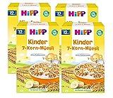 bambini Hipp 7 cereali muesli, 4 (4 x 200g)