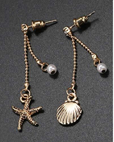 Ookmngft Damen Ohrringe Silber Pin Ohrringe Mode-verkrustete Diamant-Sprengwasser Diamant Einfache Ohrringe 225 Stahlstifte -