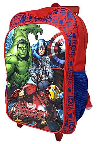 Marvel Avengers - Maleta con Ruedas para niños