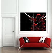 DEADPOOL GIANT WALL ART PRINT AFICHE CARTEL IMPRIMIR CARTELLO POSTER B744