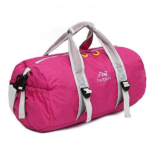Im Freien bewegliche zusammenklappbare Beutel große Kapazität Tasche Schulter Übung b