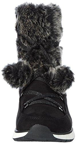 Marco Tozzi 26860, Bottes De Neige Femmes Noir (black Comb)