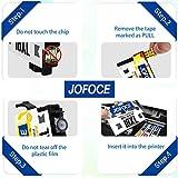 Jofoce 18XL Druckerpatrone für Epson 18 18XL Druckerpatrone, Kompatibel mit Epson Expression Home XP-202 XP-305 XP-415 XP-412 XP-215 XP-312 XP-212 XP-102 XP-405 XP-205 XP-302 XP-402 XP-315 XP-405WH Vergleich