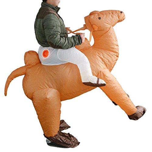 Homyl Lustig Erwachsenes Kostüm Cosplay Aufblasbares Kostüm Fett Anzug Fatsuit, Party Supplies